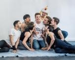 Pablo Martinez Garcia, John Baldoz, Nikko Forteza, Matti Reiser (Peter), Lucy Scherer (Heike), Samuel Türksoy, Jan Rogler und Nico Stank